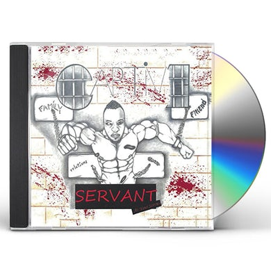 Servant CAPTIVE CD