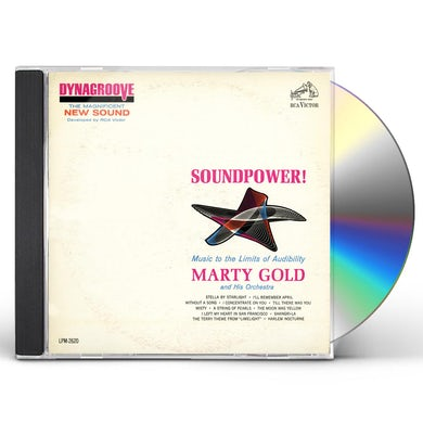 SOUNDPOWER: MUSIC TO THE LIMITS OF AUDIBILITY CD