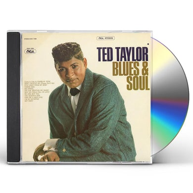 Ted Taylor BLUES & SOUL CD