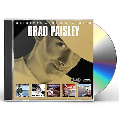 Brad Paisley ORIGINAL ALBUM CLASSICS CD