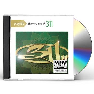 311 PLAYLIST: VERY BEST CD