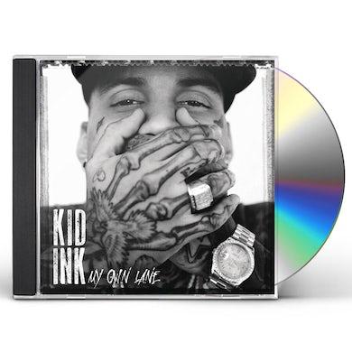 Kid Ink My Own Lane CD