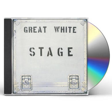 Great White Stage CD