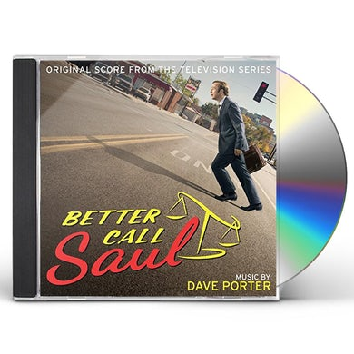 Dave Porter BETTER CALL SAUL (SCORE) / Original Soundtrack CD