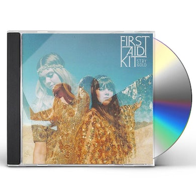 First Aid Kit STAY GOLD (GOLD SERIES) CD