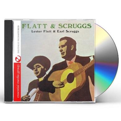 LESTER FLATT & EARL SCRUGGS CD