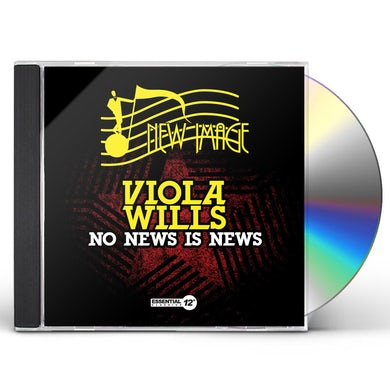 Viola Wills NO NEWS IS NEWS CD
