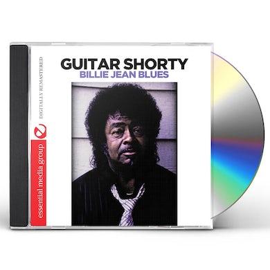 Guitar Shorty BILLIE JEAN BLUES CD