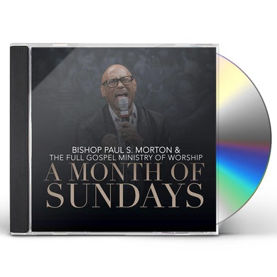 Month Of Sundays CD