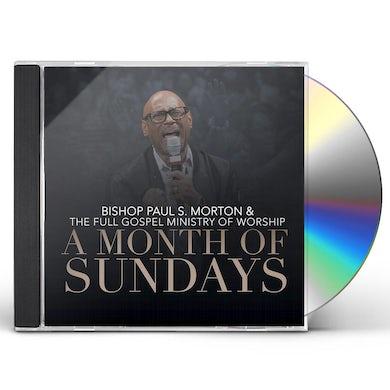 Bishop Paul S. Morton Month Of Sundays CD