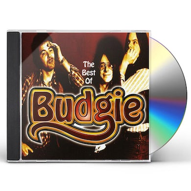 Budgie BEST OF CD