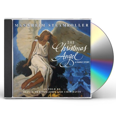 Mannheim Steamroller CHRISTMAS ANGEL: A FAMILY STORY CD