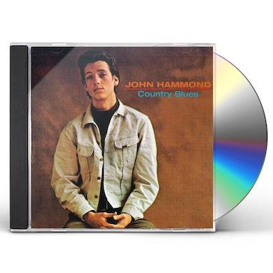 John Hammond COUNTRY BLUES CD