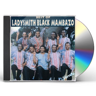 Ladysmith Black Mambazo BEST OF CD