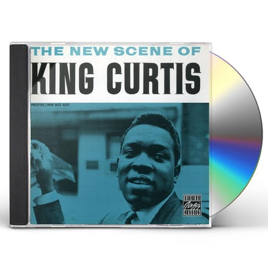 NEW SCENE OF KING CURTIS CD