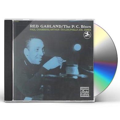Red Garland P.C. BLUES CD