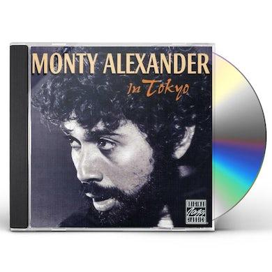 Monty Alexander IN TOKYO CD