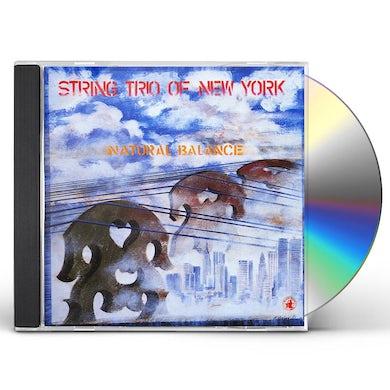 String Trio Of New York NATURAL BALANCE CD