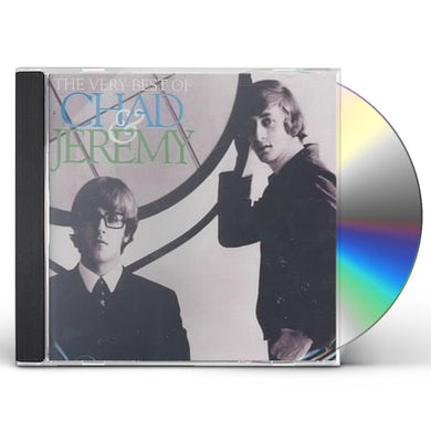 VERY BEST OF CHAD & JEREMY CD