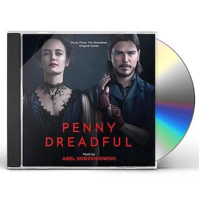 Abel Korzeniowski PENNY DREADFUL (SCORE) / Original Soundtrack CD