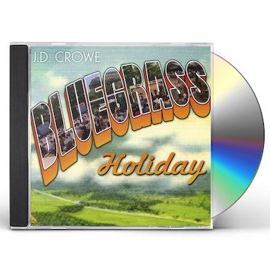 J.D. Crowe BLUEGRASS HOLIDAY CD