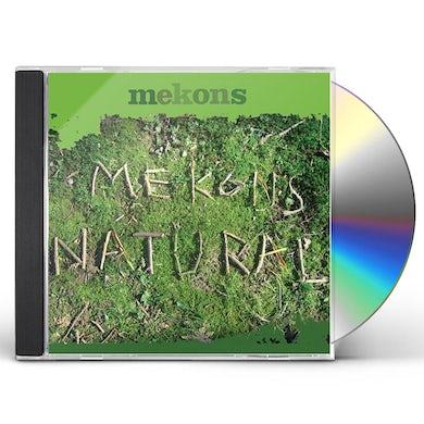 Mekons NATURAL CD