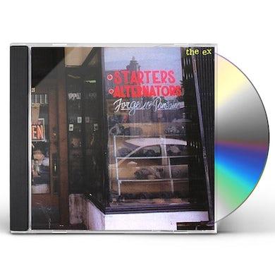 Ex STARTERS ALTERNATORS CD