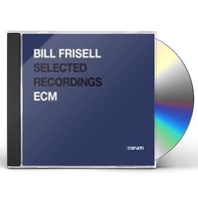 Bill Frisell RARUM: SELECTED RECORDINGS CD