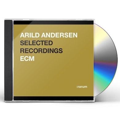 Arild Andersen RARUM XIX CD