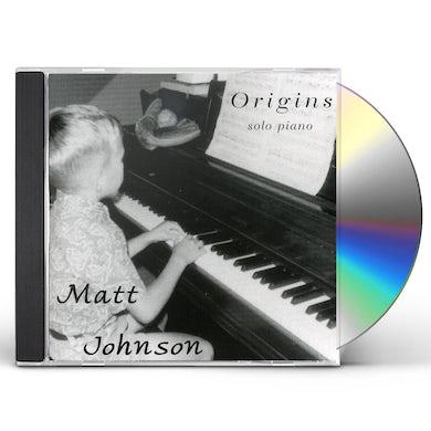 Matt Johnson ORIGINS CD
