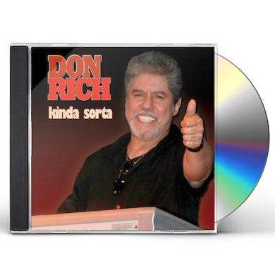 Don Rich KINDA SORTA CD