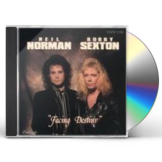 Neil Norman FACING DESTINY CD