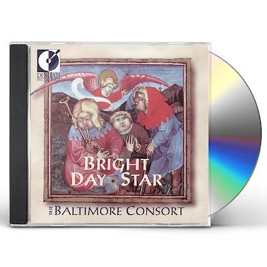 Baltimore Consort BRIGTH STAR: MUSIC FOR YULETIDE SEASON CD