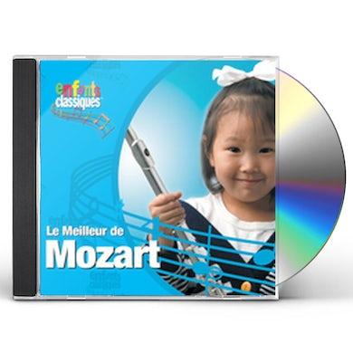 MEILLEUR DE Wolfgang Amadeus Mozart CD