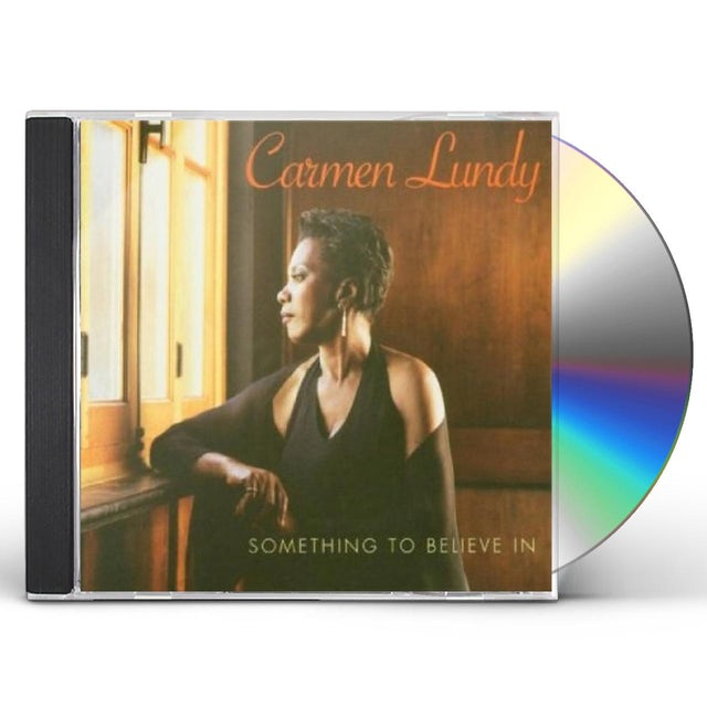 Carmen Lundy SOMETHING TO BELIEVE IN CD