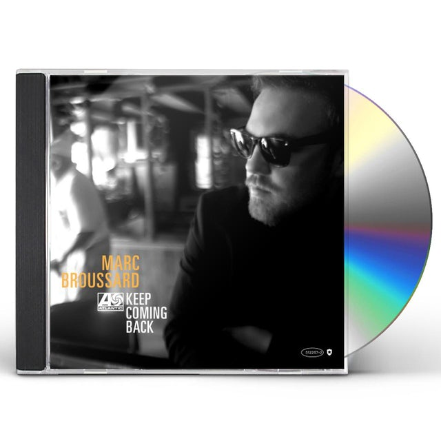 Marc Broussard KEEP COMING BACK CD
