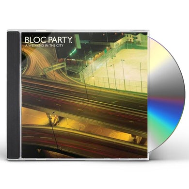 Bloc Party Weekend in the City CD