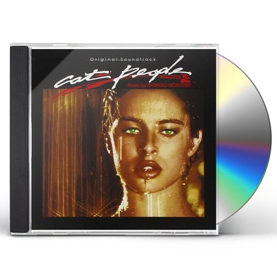 Soundtrack Cat People (Giorgio Moroder) CD