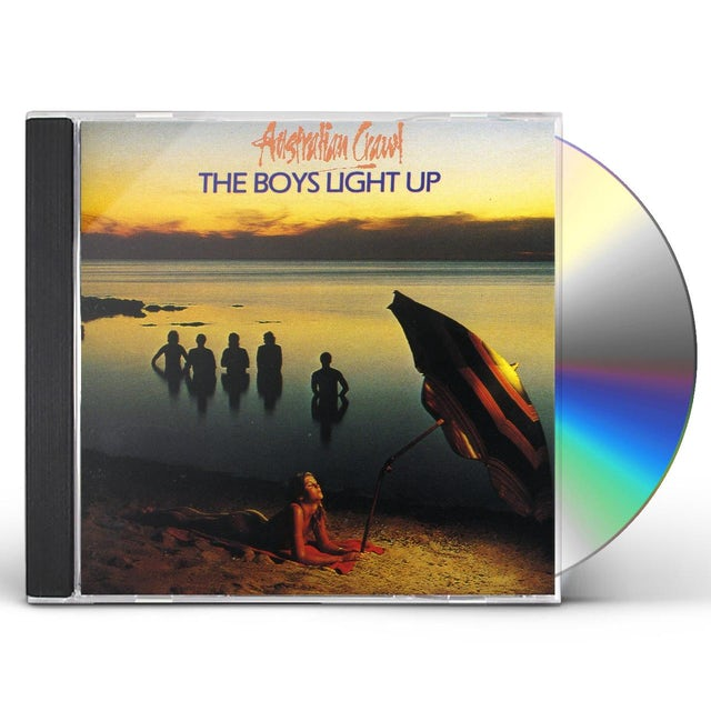 Australian Crawl BOYS LIGHT UP CD