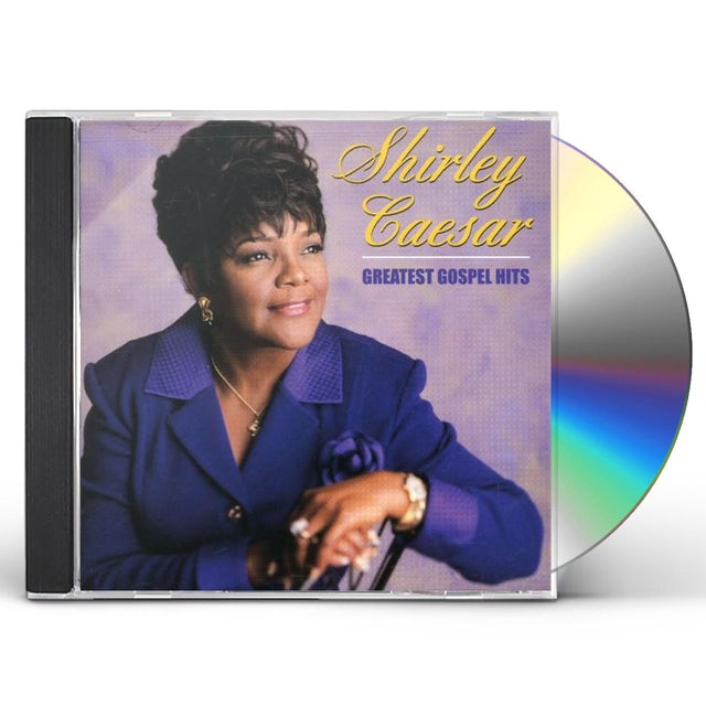 Shirley Caesar GREATEST GOSPEL HITS CD
