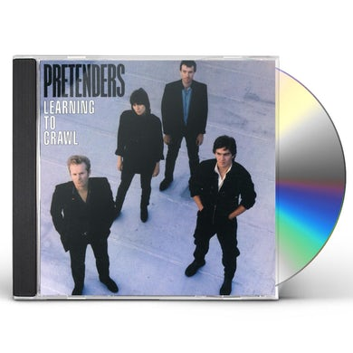 The Pretenders LEARNING TO CRAWL CD