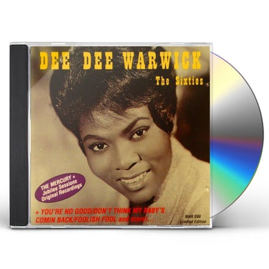 Dee Dee Warwick SIXTIES CD