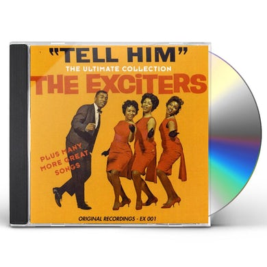 Exciters ULTIMATE COLLECTION (29 CUTS) CD