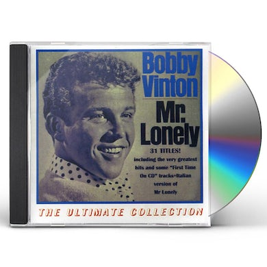 Bobby Vinton ULTIMATE COLLECTION (31 CUTS) CD