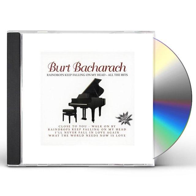 J.S. Bach RAINDROPS KEEP FALLING ON MY H CD