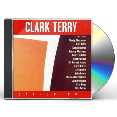 Clark Terry ONE ON ONE CD