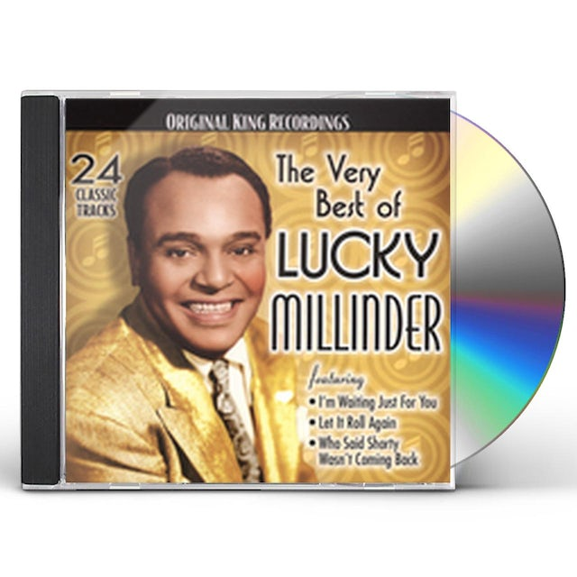 Lucky Millinder BEST OF CD