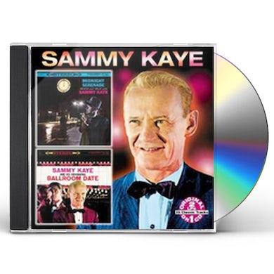 Sammy Kaye MIDNIGHT SERENADE: BALLROOM DATE CD