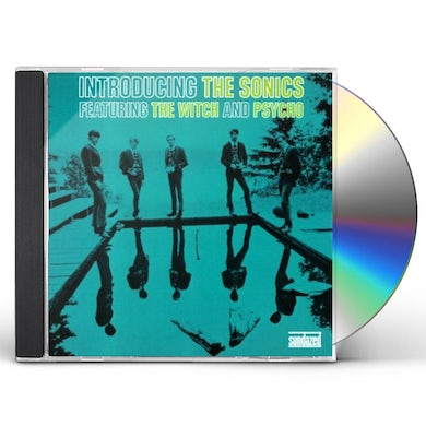 INTRODUCING THE SONICS CD