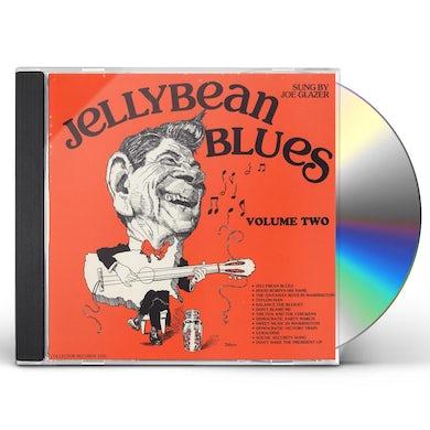 Joe Glazer JELLYBEAN BLUES, VOL. 2 CD